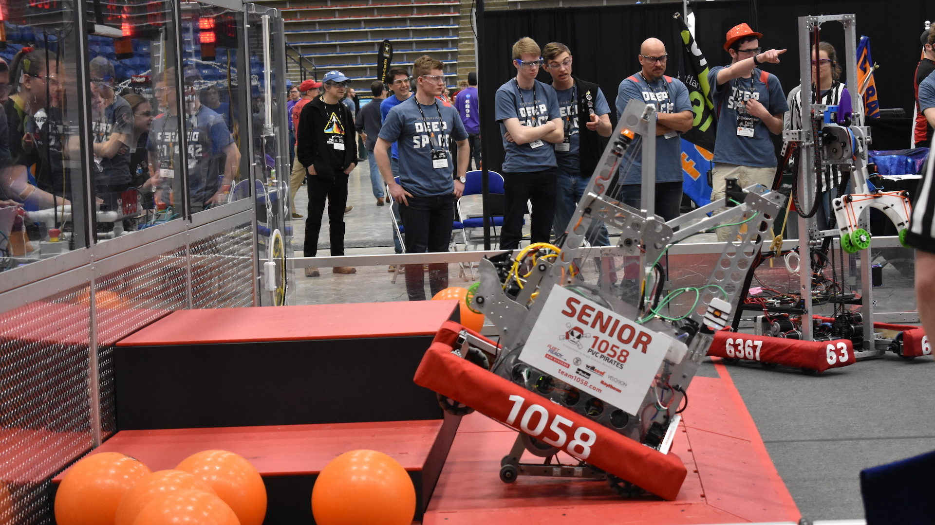 Londonderry HS Robotics